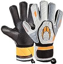 HO ONE Turf Protek Flat Goalkeeper Gloves Size