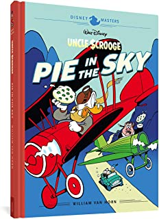 Walt Disney's Uncle Scrooge: Pie in the Sky: Disney Masters Vol. 18: 0