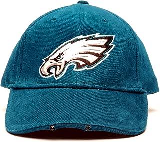 NFL Philadelphia Eagles Dual LED Headlight Adjustable Hat