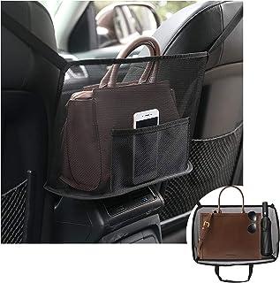 دارنده کیف دستی جیبی اتومبیل ، سازمان دهنده های کیسه صندلی عقب صندلی و محل نگهداری اتومبیل ، درایور ذخیره سازی کیف کیسه اسناد کیف اتومبیل بین صندلی ها ، لوازم جانبی اتومبیل داخلی برای کودکان و نوجوانان (بالک)