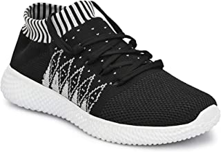 Big Fox Ultralight Printed Mesh Sports Shoes for Men