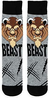 Best beauty and the beast socks mens Reviews