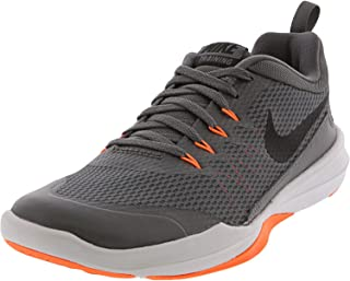 Best mens nike grey and orange shoes Reviews