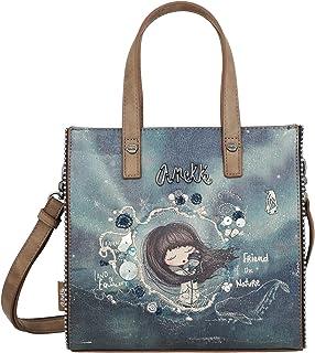 Anekke   Bedruckte Tasche mit Griffen, Iceland, modisch, lässig und modisch, für Frauen, ideal für Tag oder besondere Anlässe