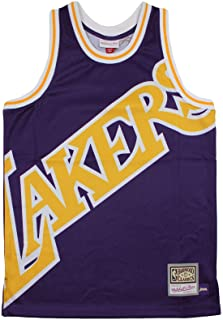 Mitchell & Ness Big Face Lakers Tanktop