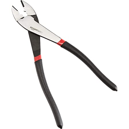 Amazon Basics Crimping Tool with Cutter