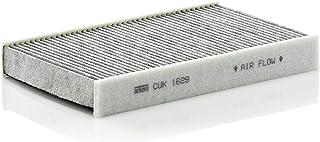 Original MANN FILTER Innenraumfilter CUK 1629 – Pollenfilter mit Aktivkohle – Für PKW
