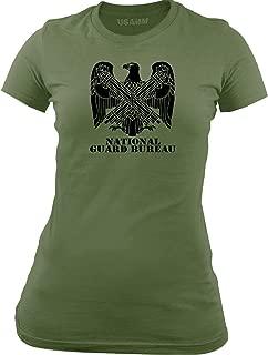 Women's Army National Guard Bureau Branch Insignia T-Shirt