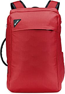 PacSafe Vibe 28l Anti-theft Backpack - Goji Berry Weekender Bag