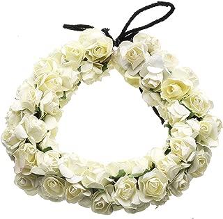 Aakarshana jewels Hair Accessories Indian Style Hair Flowers Gajra Veni