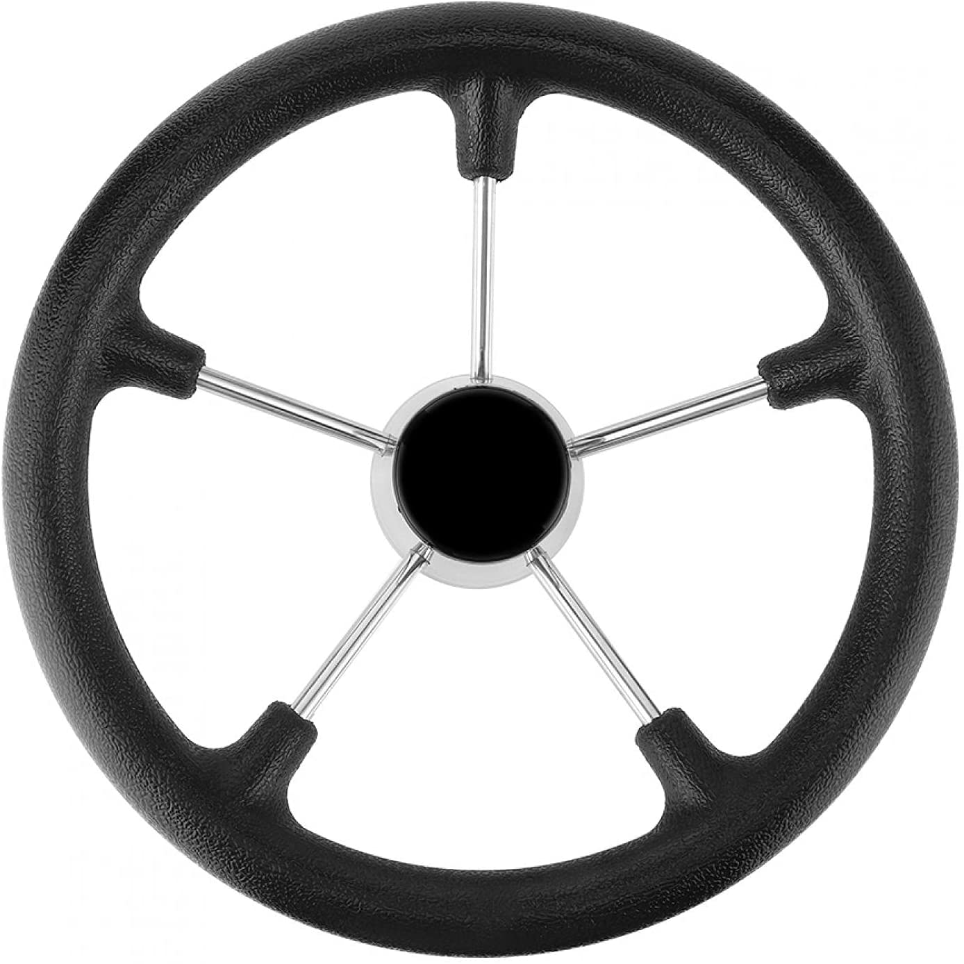 Shipenophy 5 Popular shop is the Complete Free Shipping lowest price challenge Spokes Steering Wheel I Boat 13-1 2