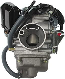 New 26mm Carburetor & Intake Mninfold for Hensim GY6 150cc 150 ATV QUAD Four Wheeler