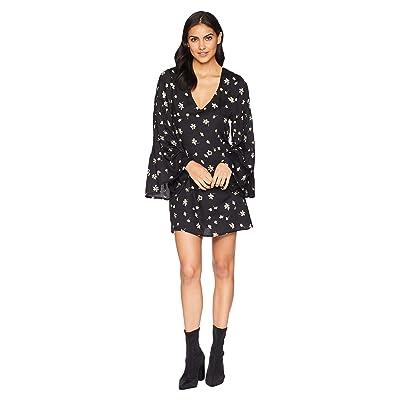 Amuse Society Isla Encantada Dress (Black) Women