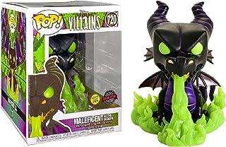 Funko Pop! Disney: Villains - Dragon w/Flames 6inch (MT)(GW) (Exc), Action Figure - 44557
