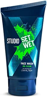 Set Wet Studio X Face Wash For Men - Oil Clear 100 ml