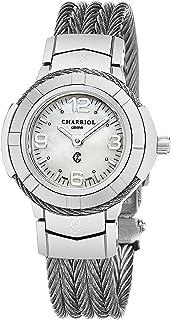 (シャリオール) Charriol レディース 腕時計 Celtic 27 MM MOP Dial Stainless Steel Swiss Quartz Watch CE426S.640.001 (並行輸入品) wannatem