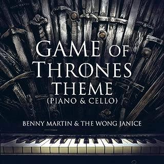 Game of Thrones Theme (Piano & Cello)