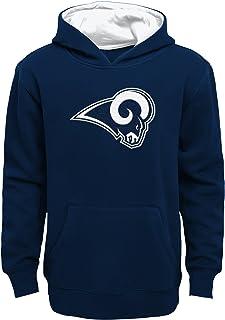 VF Football Unisex Kids Soft Pullover Hooded Sweatshirt Full Zip-Up Hoodie for Boys