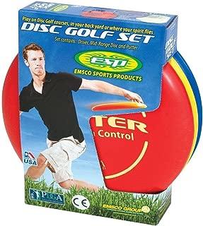 ESP Disc Golf Set - 3 Disc Set - PDGA Tournament Certified