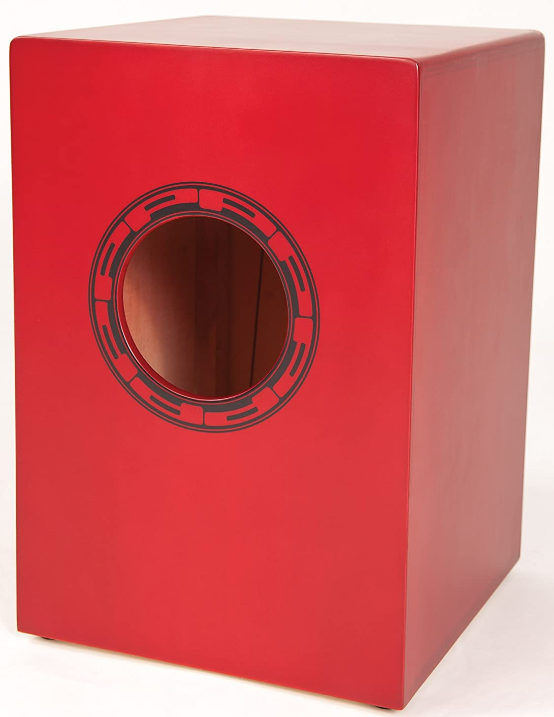 Performance Percussion Junior Cajon with Padded Carry Bag