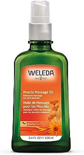 Weleda Massage Oil, Arnica, 3.4 Fluid Ounce