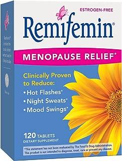 Estrogen-Free Menopause Relief, 120 Count