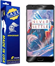 ArmorSuit MilitaryShield [Case Friendly] Screen Protector for OnePlus 3 - Anti-Bubble HD Clear Film