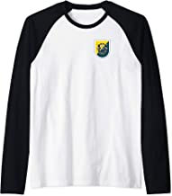 US Special Forces Shirt -8th Special Forces Group (SFG) Raglan Baseball Tee