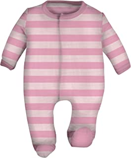 Magnificent Baby Magnetic Me Velour Magnetic Footie