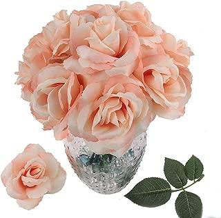 """Larksilk 3"""" Rose Pick - Pack of 50 Blush Pink"""