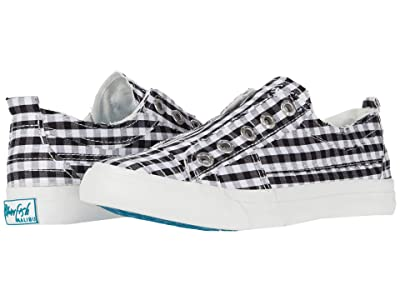 Blowfish Play (Black/White Gingham) Women