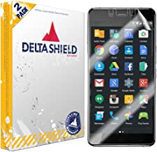 DeltaShield Screen Protector for OnePlus X (2-Pack) BodyArmor Anti-Bubble Military-Grade Clear TPU Film