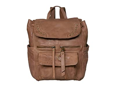 FRYE AND CO. Odessa Backpack (Cognac) Backpack Bags