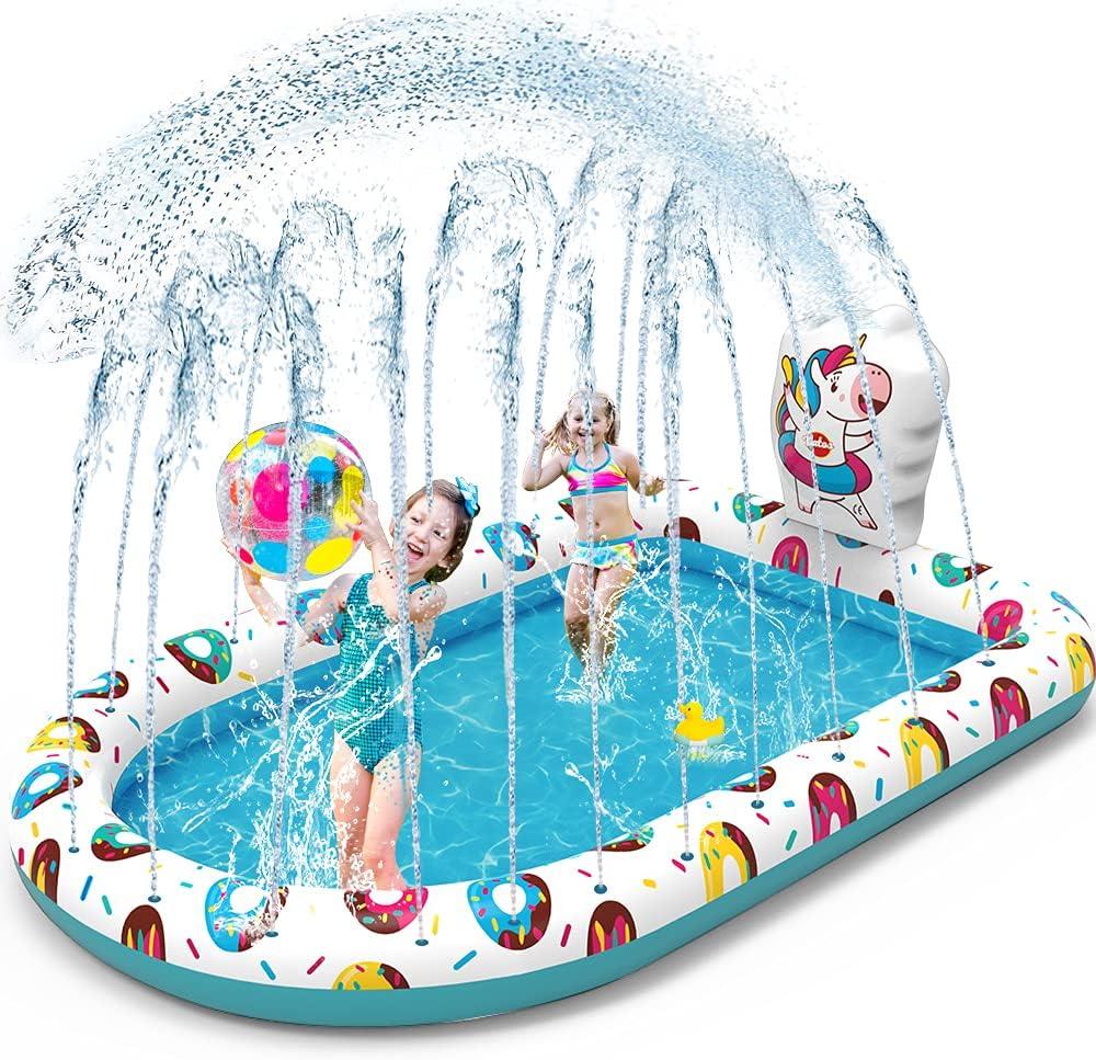 ARTBECK Trampoline Sprinkler for Kids