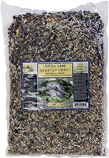 ABBA 1400 Bird Foods African Grey/ Senegal Food 5lbs