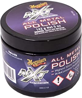 Meguiar's NXT Generation All Metal Polish 142g Polish & Protect