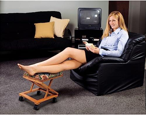 wholesale Footrest Adjustable outlet online sale 2021 Fold-A-Way Tapestry online