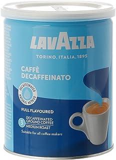 Lavazza Café Molido Espresso Dek Classico, Descafeinado 250 g
