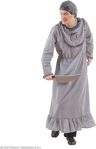 Disfruta de un 50% de descuento. WIDMANN Disfraz Disfraz Disfraz de Abuela psicópata Adulto Halloween  perfecto