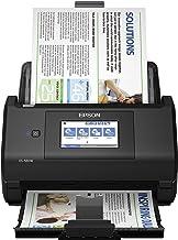 $290 » Epson Workforce ES-580W Wireless Color Duplex Desktop Document Scanner for PC and Mac with 100-sheet Auto Document Feeder...