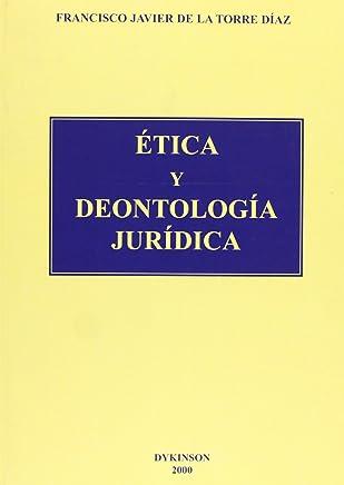 Ética Y Deontología Jurídica