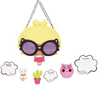 MGA What'S in My Purse Surprise Doll Purse- Yellow