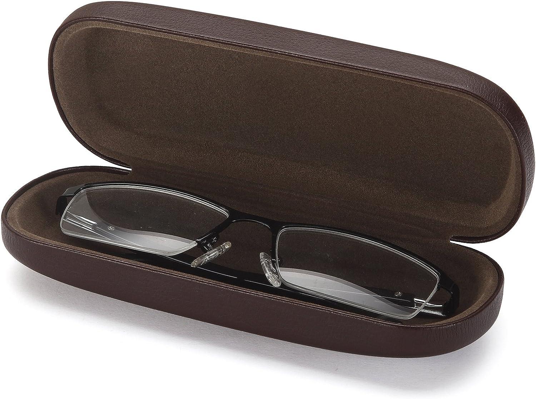 ALTEC VISION Glasses Case Medium Size Fits Most Glasses and Sunglasses Case