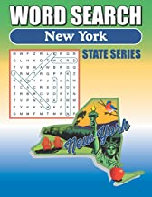 Word Search New York: Word Find Book For Adults, Seniors And Teens