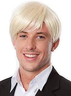 Best mens blonde 70s wig Reviews