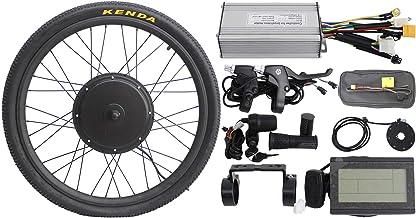 "HALLOMOTOR 36V 48V 750W 20"" 24"" 26"" 28"" 29er 700C Front Wheel or Rear Wheel ebike Electric Bicycle Conversion Kits"