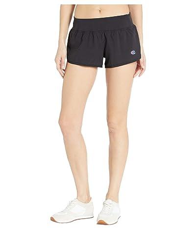 Champion Sport Shorts (Black) Women