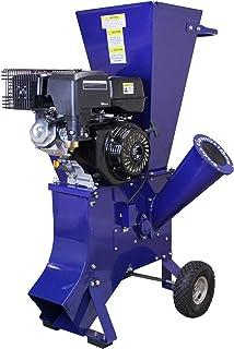 T-Mech - Trituradora de Ramas 15HP Gasolina para Destrucción de Ramas, Ramitas y Hojas para Jardineros Profesionales, Pais...