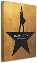 Hamilton The Musical Canvas Prints Wall Art Paintings For Living Room Bathroom Home Decorations Ready To Hang