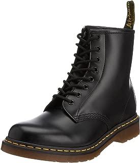 DR MARTENS Men's DAI 1460 Studded Black Boot
